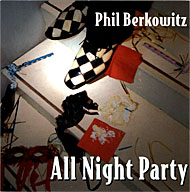 Album All Night Party by Phil Berkowitz